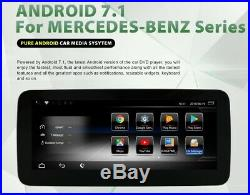 10,25 ANDROID MERCEDES Class A W176 (2013-2017) +4G GPS VOITURE RADIO NTG x. X