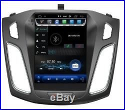10.4 Android 9.0 Ford Focus 2012-2017 Voiture Radio Tesla Gps Usb Car Wifi 2gb