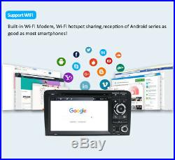 2 DIN Autoradio 7inch Android 9.0 Bluetooth USB pour Audi A3 8P S3 RS3 Sportback