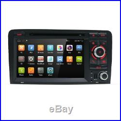2 Din 4G RAM+64G Autoradio Pour Audi A3 8P S3 RS3 Sportback 2003-2011 Android 9