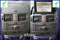2gb Ram Android 10.0 Mercedes-benz C Class W204 (2007-2011) Voiture Radio Gps Sd