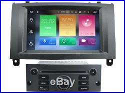 4gb Ram Android 9.0 Peugeot 407 (2004-2010) Radio 7 3g/4g Voiture DVD Gps Car