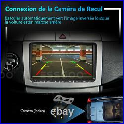 9 AUTORADIO 2+32G Android GPS NAVI + Caméra For VW GOLF 5 6 Variant Touran Polo
