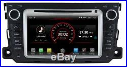 Android 9.0 Mercedes-benz Smart 2010-2014 Voiture Gps Radio Car Wifi 4gb Dab+ 4g