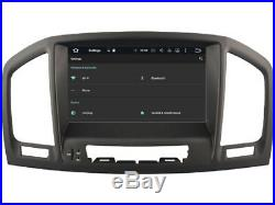 Android 9.0 Opel Insignia 2008-2012 Gps Wifi Auto Radio Voiture DVD Canbu 3g Sd
