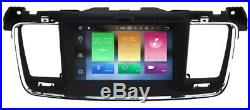Android 9.0 Peugeot 508 (2011-2017) Auto Radio Voiture DVD Gps Car Usb Wifi Dab+