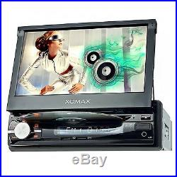 Autoradio Avec Navigation Navi Gps Bluetooth 7touchscreen DVD CD Usb Mp3 1din