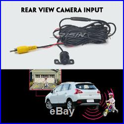 DAB+ Navi Android 8.1 Universal 2Din Autoradio WiFi DTV OBD2 CAM-IN 4G Bluetooth