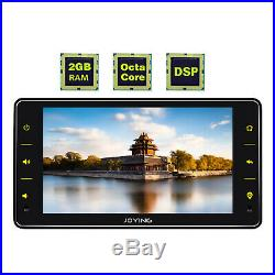 JOYING 6.2 in Android 8.1 Car Multimédia 1 DIN Car Stereo 4GB MP3 Player BT WiFi