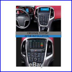 Opel Astra J Cascada Buick Excelle Android 8.0 Autoradio Tactile Radio USB SD