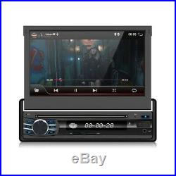 Universel 7 Autoradio 1 DIN Android 6.0 MP5 CD DVD Lecteur Wifi Bluetooth AUX